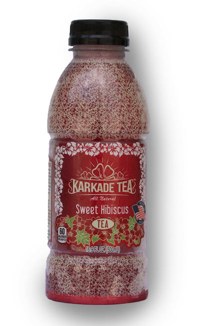 Karkade Tea Branded Barrel